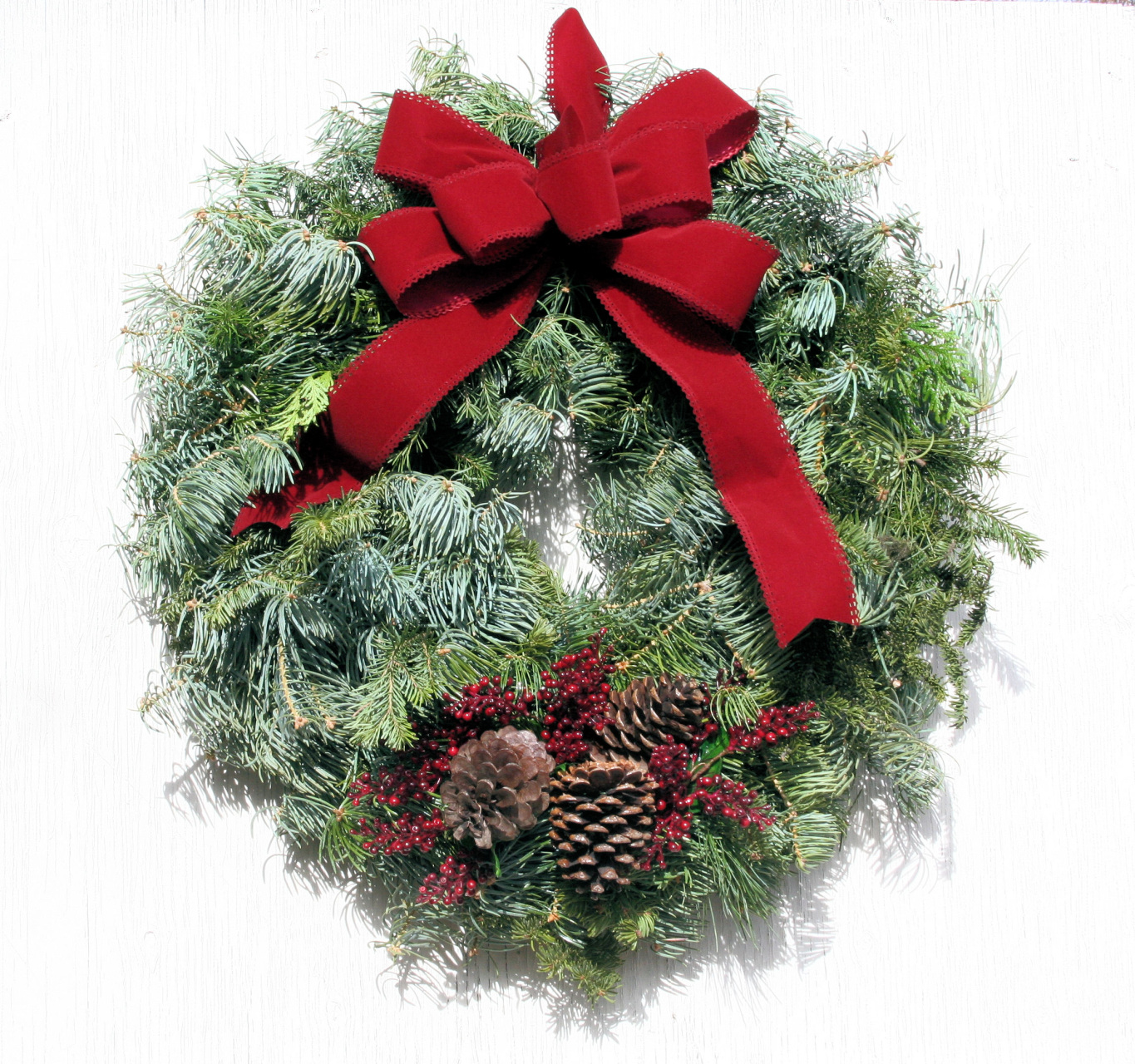 christmas wreaths park city nursery